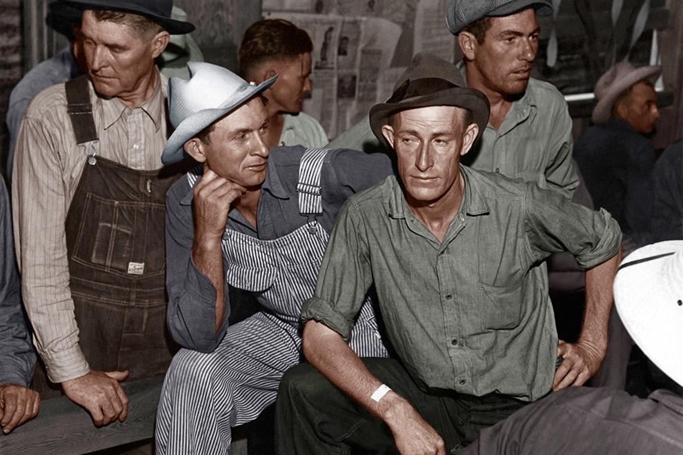 Большую ачсть ХХ века экономисты искали оптимальную модель рынка труда