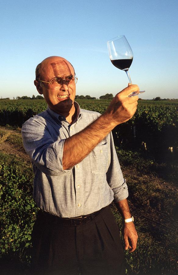 Владелец Chateau Haut-Marbuzet Генри Дюбоск - один из виноделов, отколовшихся от ассоциации Cru Bourgeois