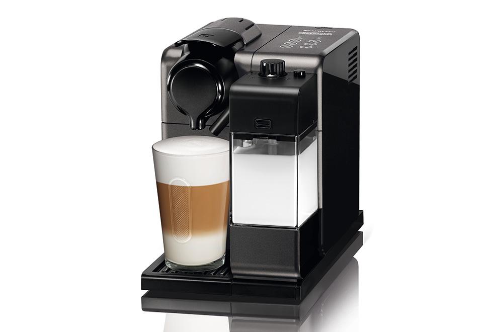Кофемашина Lattissima Touch Glam Black, Nespresso