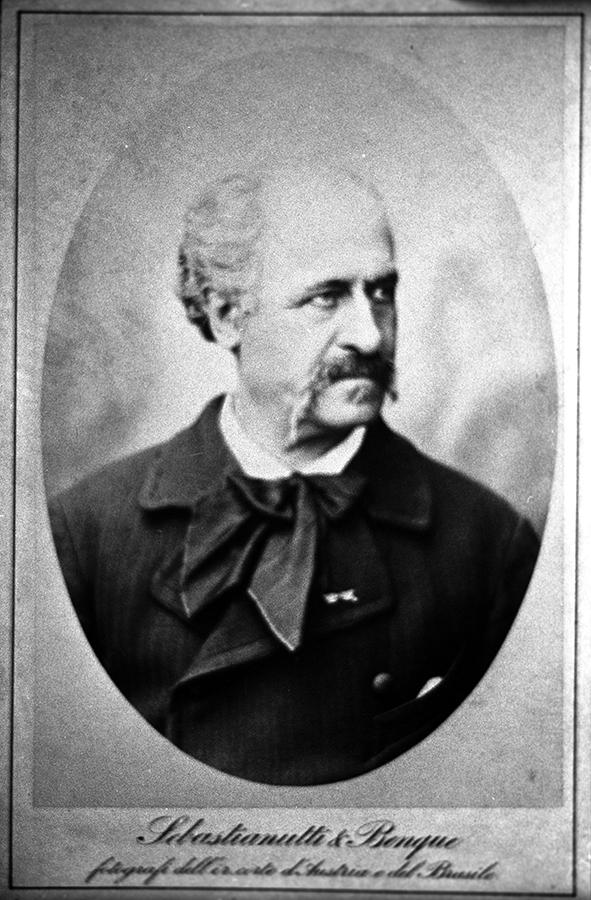 Гаэтано Чинизелли, основатель первого в Санкт-Петербурге постоянного цирка