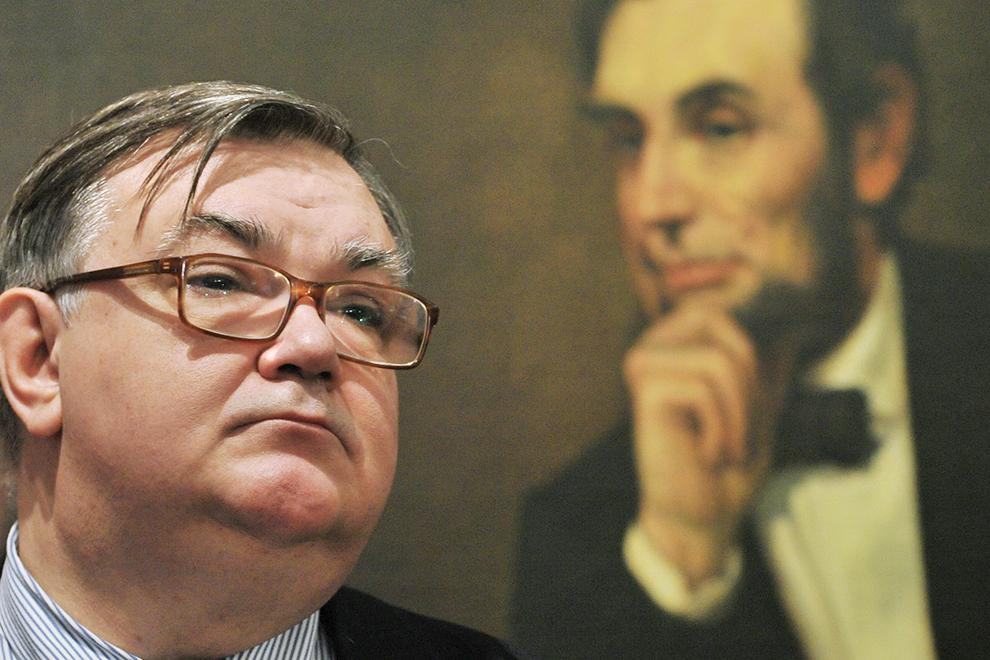 Бывший директор Государственного архива РФ Сергей Мироненко