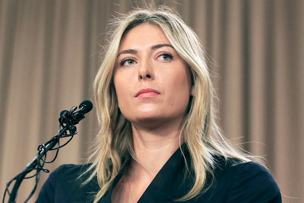 Мария Шарапова призналась в употреблении запрещенного препарата на специальной пресс-конференции 7 марта 2016 года. В апреле 2017-го она сможет вернуться на корт