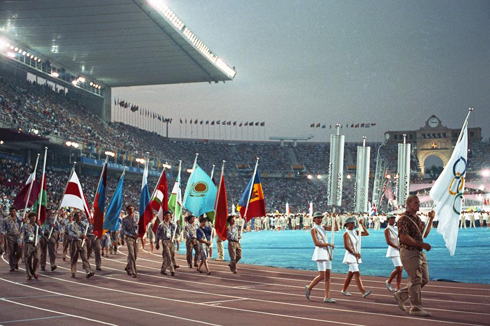 Летние Олимпийские игры в Барселоне