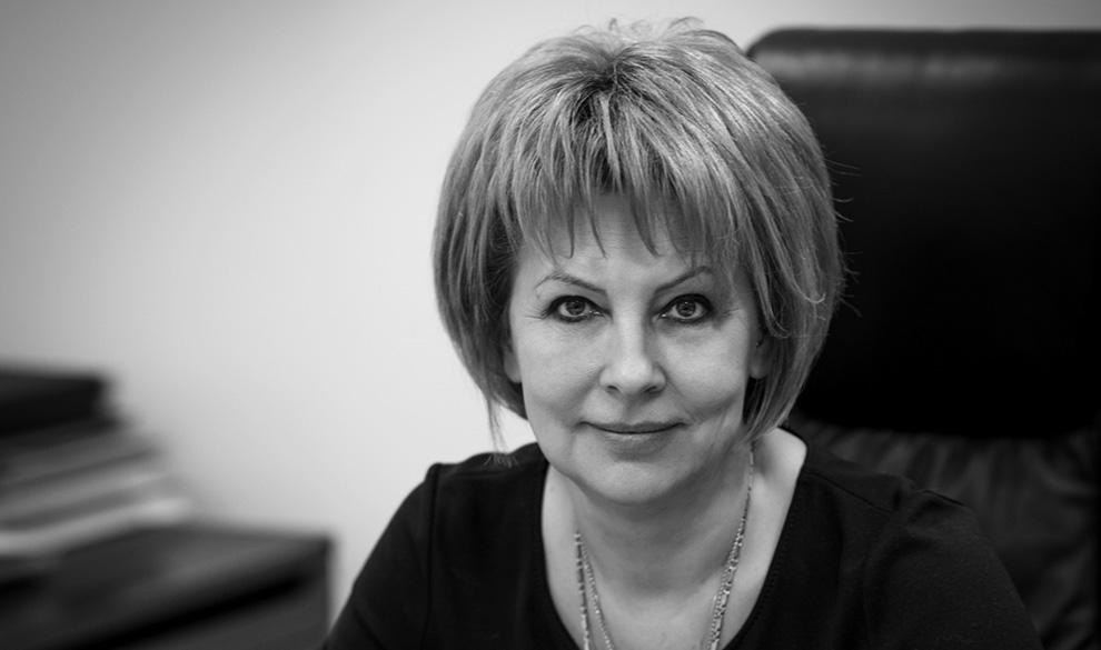 Директор Малого театра Тамара Михайлова