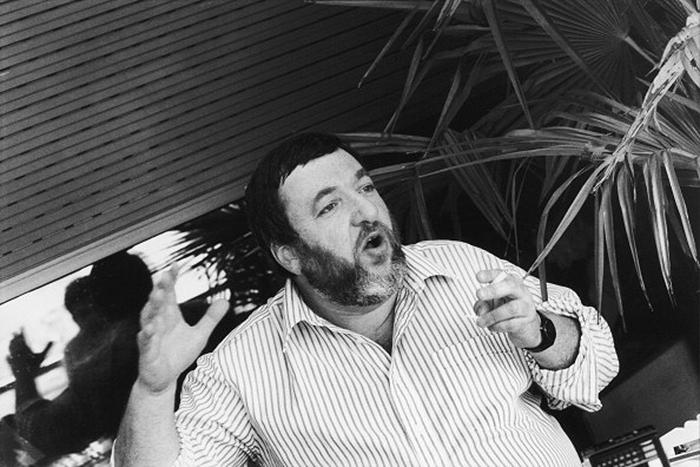 Павел Лунгин на церемонии 1990 года