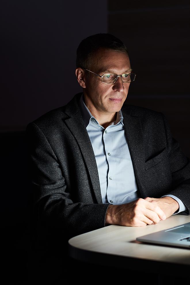 Евгений Малахов познакомился с будущими партнерами на кафедре инженерной кибернетики МИСиС