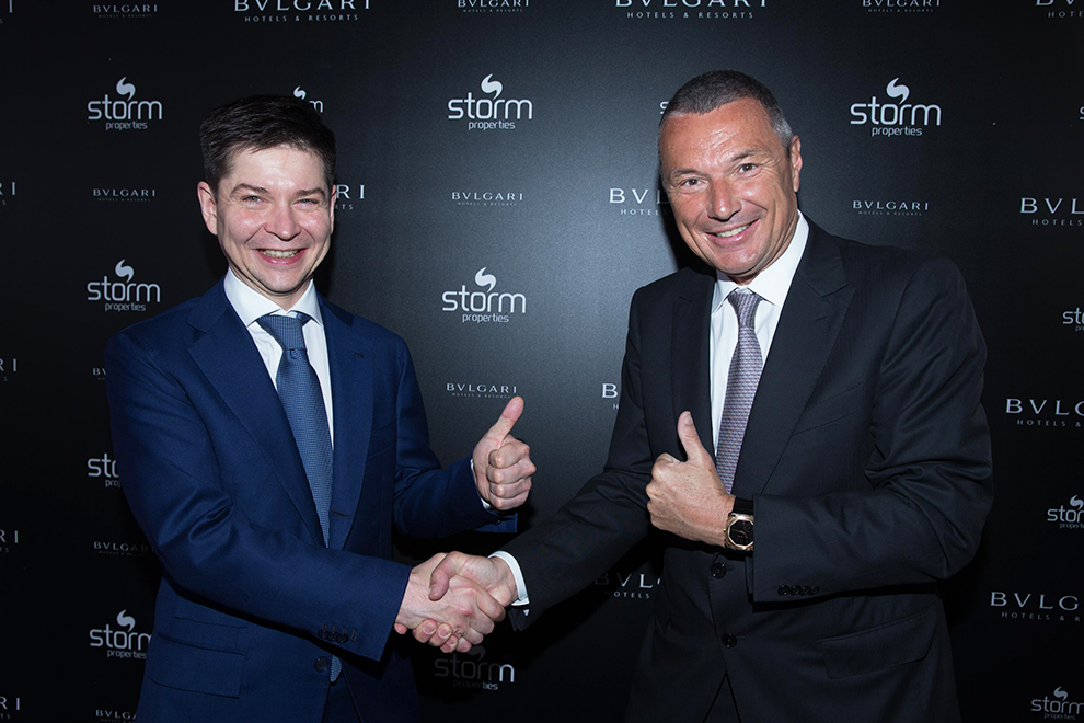 Алексей Богачев и  Жан-Кристоф Бабен