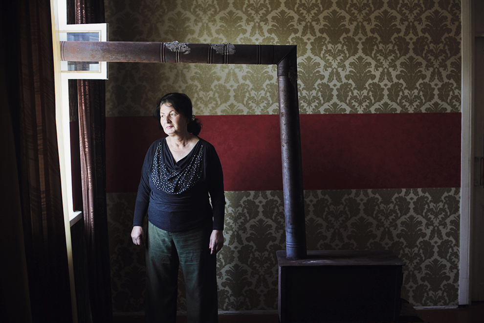 В дни боевых действий Сусанна уехала в Степанакерт, в дом своей дочери