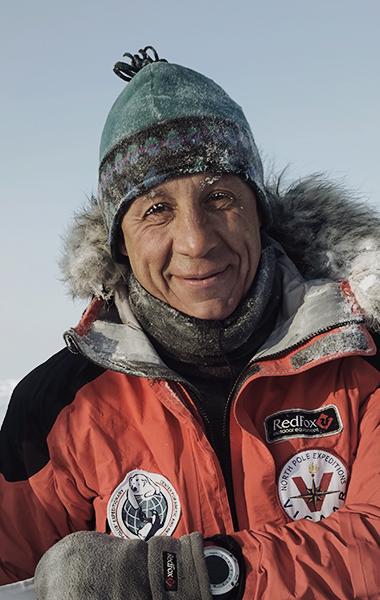 Призидент группы MONT Дмитрий Москалев - бизнесмен и альпинист