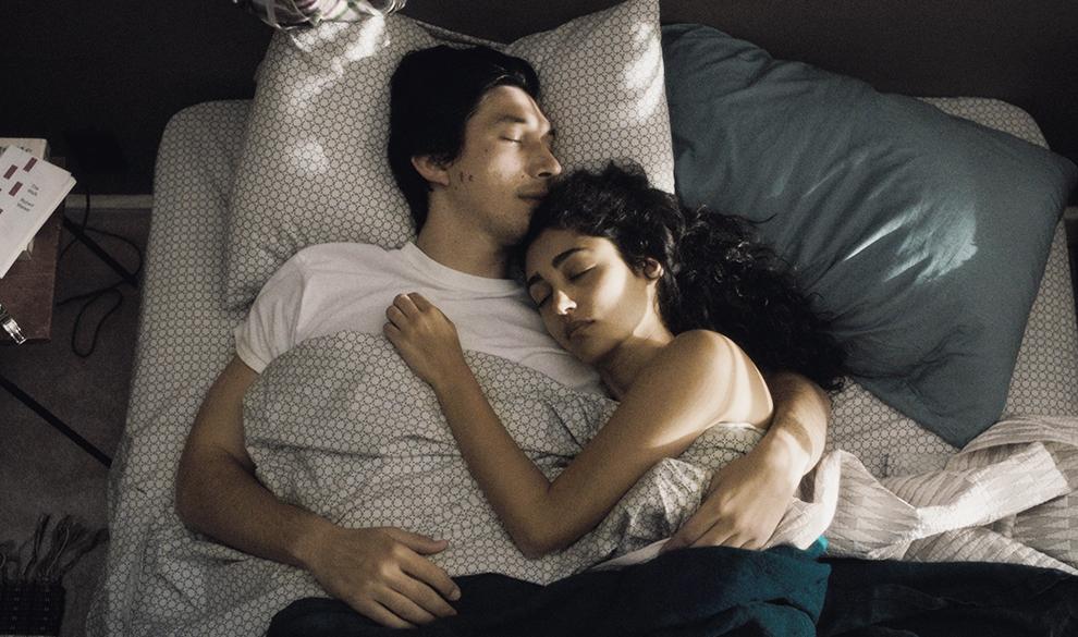 Кадр из фильма «Патерсон» Джима Джармуша