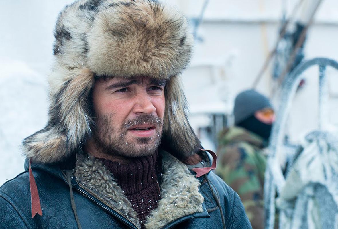 Актер Пётр Фёдоров