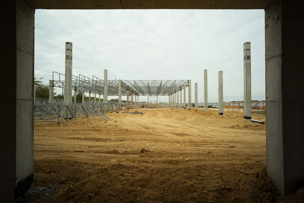 Проектная мощность строящейся фабрики «Крымшуз» — более 1 млн пар обуви в год