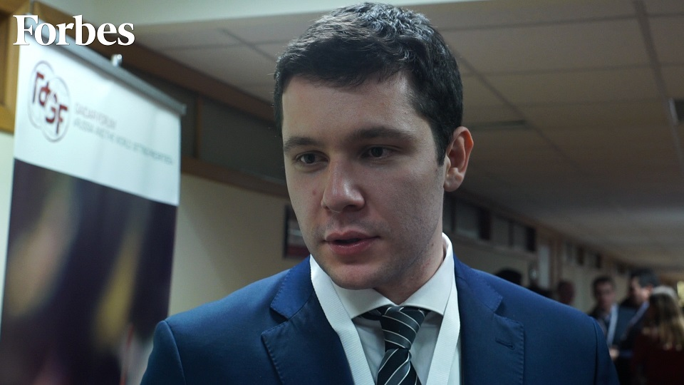 Антон Алиханов: «У нас все равняются на Лужкова»