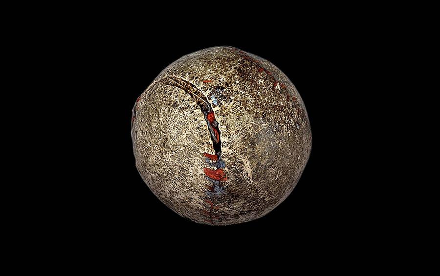 Бейсбольный мяч, который убил Рэя Чепмена в 1920 году