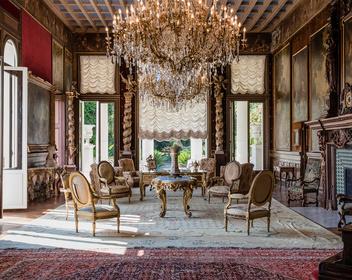 Миллиардер Ринат Ахметов купил королевскую виллу во Франции за €200 млн