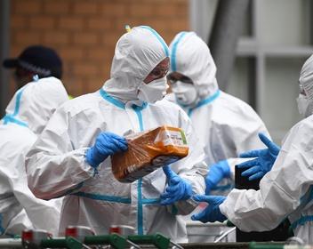 Число зараженных коронавирусом в России превысило 700 000 человек