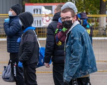 В России за сутки умерло рекордное количество заболевших COVID-19