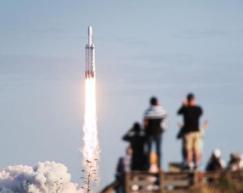 SpaceX Маска отправит новую группу астронавтов на МКС в ноябре