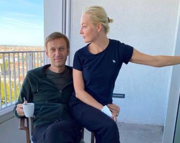 Навальный рассказал о первом воспоминании после выхода из комы