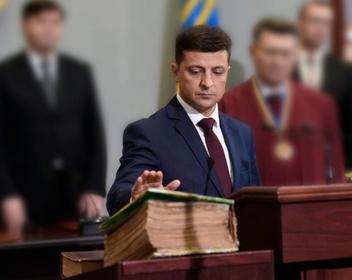 «Вы можете взять бумагу, взять ручку и освободить свои места»: первые политические решения Зеленского