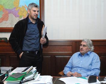 «Единственно возможный выход — перестать стрелять по жилым домам»: участники списка Forbes братья Саркисовы оценили ситуацию в Карабахе