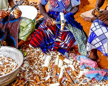 Как блокчейн помогает крупнейшему пивовару мира вести бизнес с африканскими фермерами
