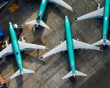 Простой на миллиард. Boeing оценил потери из-за запретов на полеты 737 MAX