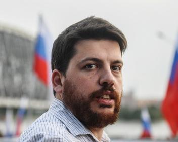 Соратника Навального Волкова задержали за организацию митинга против пенсионной реформы