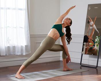 iPhone в мире фитнеса: как бывшая балерина создала бизнес в $300 млн на зеркалах