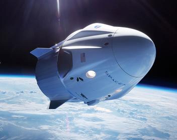 Космический корабль Илона Маска провалил испытания