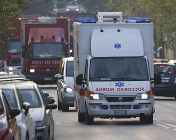 Автобус с российскими туристами перевернулся в Италии