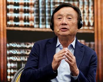 Основатель Huawei оценил потери от американских санкций