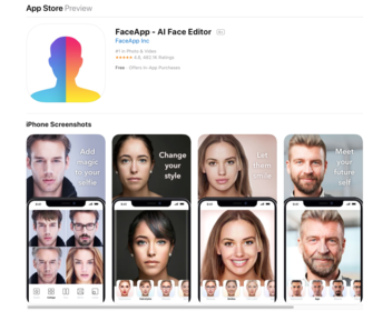 Паника из-за FaceApp: угрожает ли приложение для «состаривания» лиц вашей конфиденциальности?