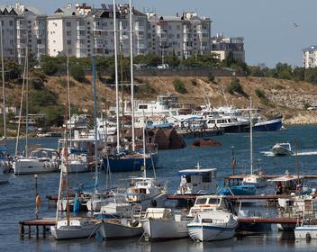 «Конфетка» для Ротенберга: яхтенная марина, которую поручил построить в Крыму Путин, подорожала вдвое