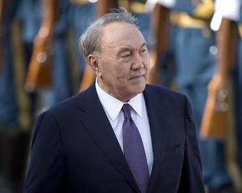 Нурсултан Назарбаев объявил об уходе с поста президента Казахстана