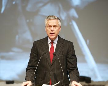 Посол США отказался ехать на Петербургский форум даже после освобождения Калви из СИЗО