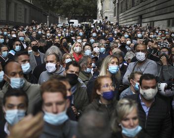 Пять главных новостей о пандемии коронавируса. 23 октября