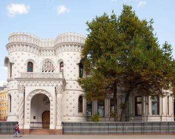 Рабочим местом Медведева может стать «дом с ракушками»