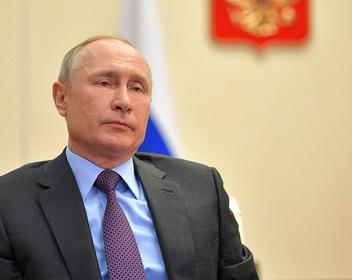 Кремль уточнил формат нового обращения Путина к гражданам