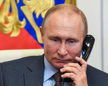 «У вас там все в порядке со здоровьем?»: Путина возмутила запоздалая реакция властей на разлив топлива в Норильске