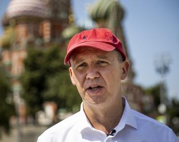 Не допущенный к выборам соперник Лукашенко попросил о помощи Трампа и других мировых лидеров
