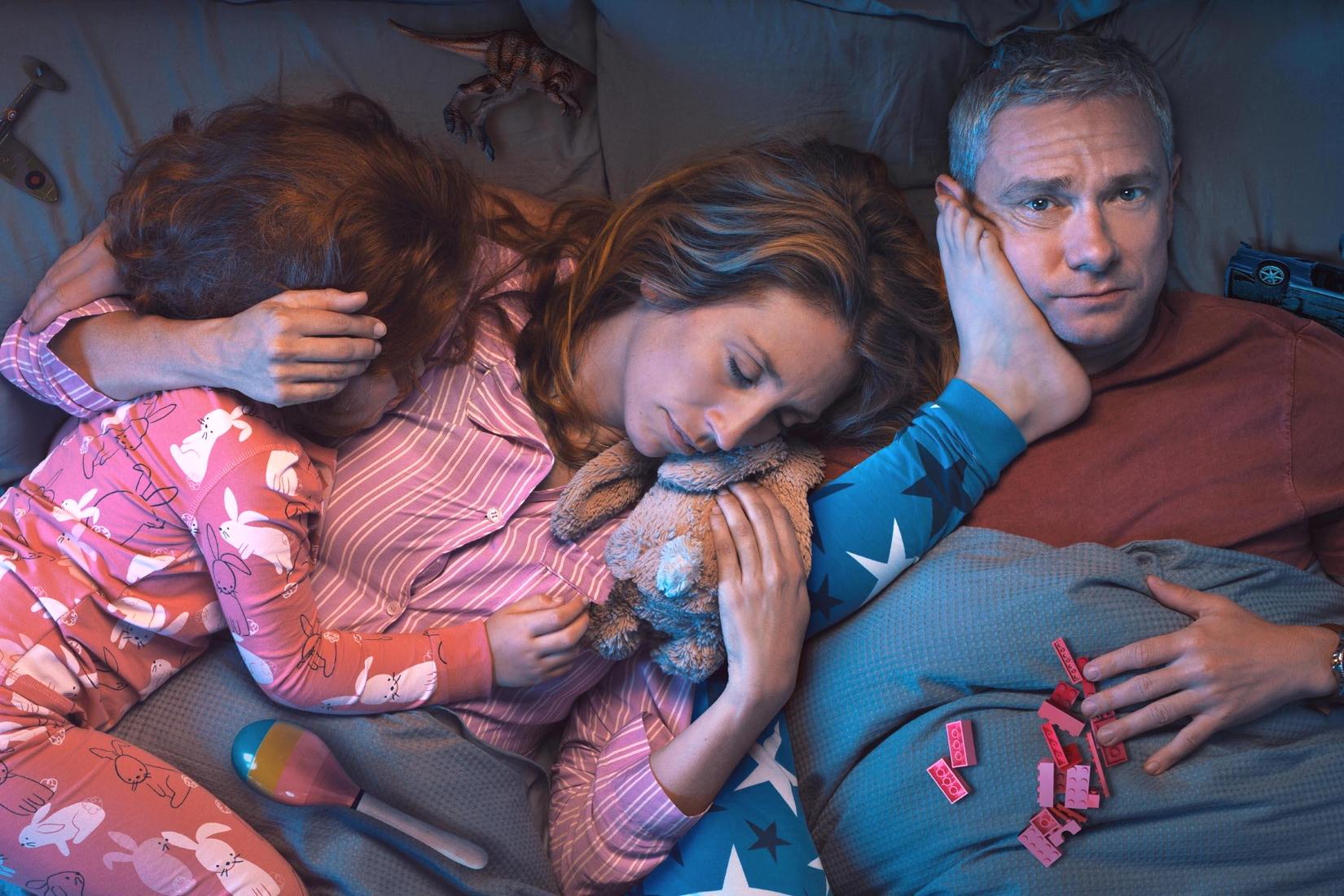 Кадр из сериала «Родители года»