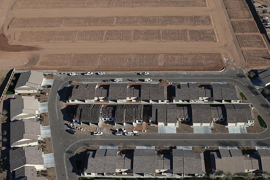 Цены на недвижимость растут, несмотря на пандемию, не только в крупных прибрежных городах, но и в центральных районах