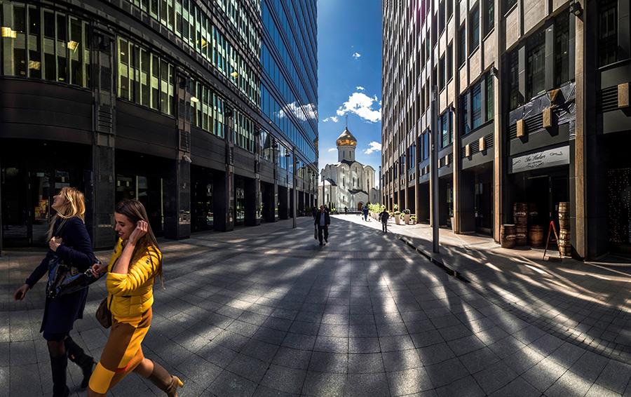 «Белая площадь» — жемчужина в портфеле бизнес-центров O1 Properties
