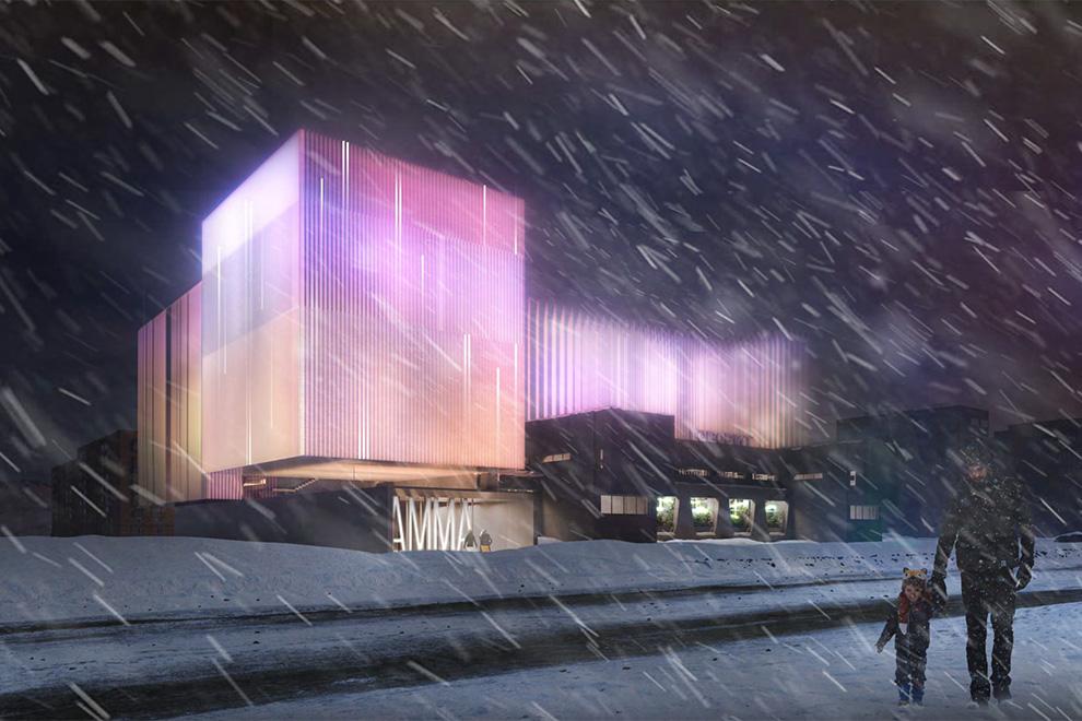 «Музей Норильска» пополнится современным искусством 1