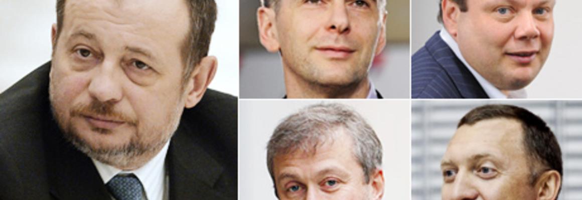 100 богатейших бизнесменов России — 2010