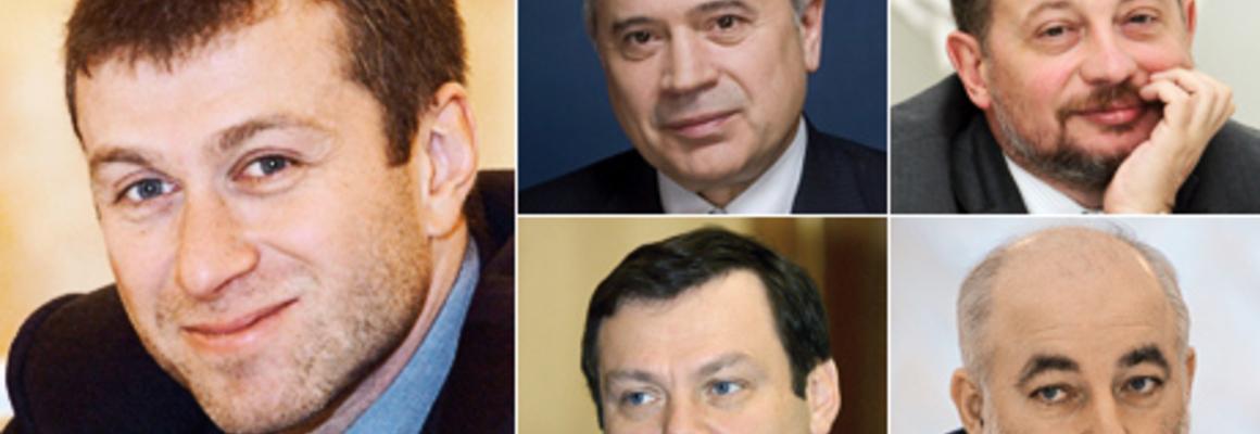 100 богатейших бизнесменов России — 2006