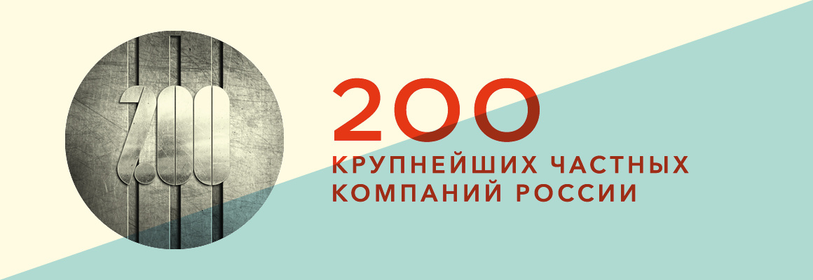 200 крупнейших частных компаний России — 2020. Рейтинг Forbes