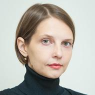 Елена Пашутинская
