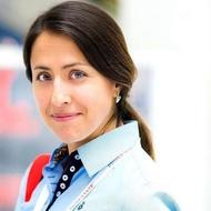 Эвелина Ишметова